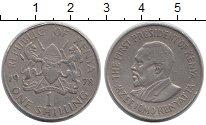 Изображение Монеты Кения 1 шиллинг 1978 Медно-никель VF Первый Президент Кен