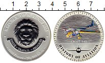 Изображение Монеты Африка Бурунди 5000 франков 2015 Серебро Proof
