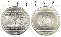 Изображение Монеты Северная Америка Мексика 2 песо 1993 Серебро UNC-