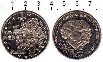 Изображение Монеты Нидерланды 10 экю 1994 Медно-никель UNC