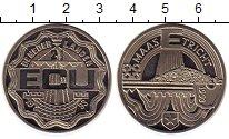 Изображение Монеты Европа Нидерланды 2 1/2 экю 1993 Медно-никель UNC