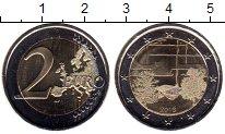 Изображение Мелочь Европа Финляндия 2 евро 2018 Биметалл UNC