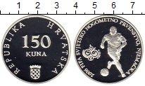 Изображение Монеты Европа Хорватия 150 кун 2006 Серебро Proof