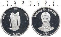 Изображение Монеты Ирландия 20 экю 1995 Серебро Proof-