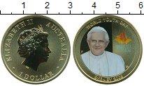 Изображение Монеты Австралия и Океания Австралия 1 доллар 2008 Латунь UNC