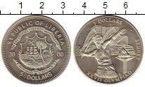 Изображение Монеты Либерия 5 долларов 2000 Медно-никель UNC-