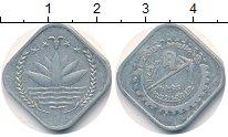 Изображение Монеты Бангладеш 5 пойша 1974 Алюминий XF