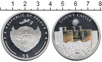 Изображение Монеты Палау 5 долларов 2016 Серебро Proof