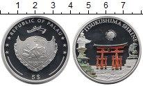 Изображение Монеты Австралия и Океания Палау 5 долларов 2012 Серебро Proof