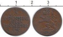 Изображение Монеты Германия Рейсс-Оберграйц 1 пфенниг 1787 Медь VF