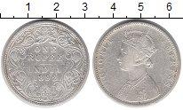 Изображение Монеты Индия 1 рупия 1892 Серебро VF