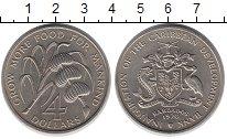 Изображение Монеты Барбадос 4 доллара 1970 Медно-никель UNC