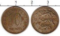 Изображение Монеты Эстония 10 сенти 1931 Медно-никель VF