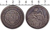 Изображение Монеты Европа Швейцария 5 франков 1865 Серебро XF