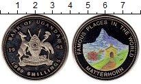 Изображение Монеты Уганда 1000 шиллингов 1993 Медно-никель UNC-