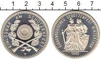Изображение Монеты Европа Швейцария 50 франков 1990 Серебро Proof-