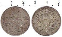Изображение Монеты Европа Австрия 12 крейцеров 1795 Серебро UNC-