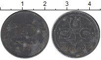Изображение Монеты Европа Нидерланды 10 центов 1943 Цинк XF-