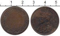 Изображение Монеты Северная Америка Канада 1 цент 1919 Медь XF