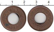 Изображение Монеты Индия 1 пайс 1945 Бронза XF Георг VI