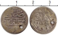 Изображение Монеты Азия Турция 1 пара 0 Серебро VF