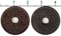 Изображение Монеты Индокитай 1/2 цента 1938 Бронза XF-