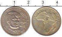 Изображение Монеты Африка Чад 100 франков 1970 Серебро UNC-