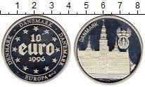 Изображение Монеты Германия 10 евро 1996 Серебро Proof-