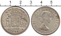 Изображение Монеты Австралия и Океания Австралия 1 флорин 1959 Серебро XF+