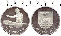 Изображение Монеты Австралия и Океания Кирибати 5 долларов 1979 Серебро Proof-