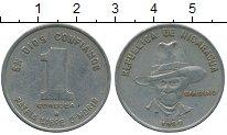 Изображение Монеты Никарагуа 1 кордоба 1980 Медно-никель XF-