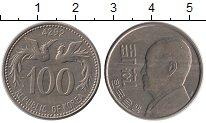 Изображение Монеты Азия Южная Корея 100 хван 1959 Медно-никель XF