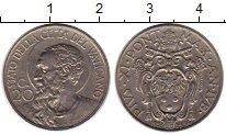 Изображение Монеты Ватикан 20 сентим 1934 Медно-никель XF