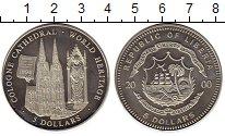 Изображение Монеты Африка Либерия 5 долларов 2000 Медно-никель UNC