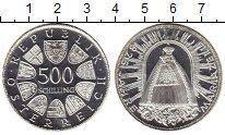 Изображение Монеты Европа Австрия 500 шиллингов 1982 Серебро Proof-