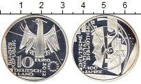 Изображение Монеты Германия ФРГ 10 евро 2012 Серебро UNC-