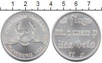 Изображение Монеты Финляндия 10 евро 2004 Серебро UNC
