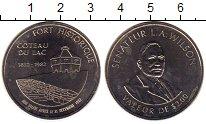 Изображение Мелочь Канада 2 доллара 1982 Медно-никель UNC-