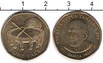Изображение Монеты Австралия и Океания Самоа 1 тала 2011 Латунь UNC-