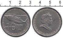 Изображение Монеты Острова Кука 10 центов 2010 Медно-никель XF