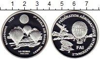 Изображение Монеты Европа Финляндия 10 евро 1997 Серебро Proof