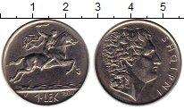 Изображение Монеты Албания 1 лек 1930 Медно-никель XF+