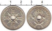 Изображение Монеты Великобритания Новая Гвинея 1 шиллинг 1935 Серебро XF
