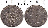 Изображение Монеты Европа Бельгия 20 франков 1932 Медно-никель XF