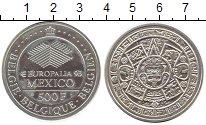 Изображение Монеты Бельгия 500 франков 1993 Серебро Proof-
