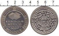 Изображение Монеты Европа Бельгия 500 франков 1993 Серебро Proof-