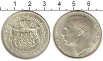 Изображение Монеты Европа Люксембург 100 франков 1964 Серебро UNC-