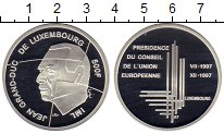 Изображение Монеты Люксембург 500 франков 1997 Серебро Proof