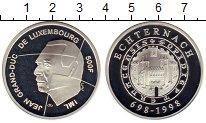 Изображение Монеты Европа Люксембург 500 франков 1998 Серебро Proof