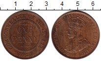 Изображение Монеты Австралия и Океания Австралия 1 пенни 1927 Бронза XF